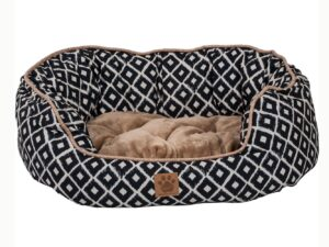 Dog Bed Daydreamer in Grey