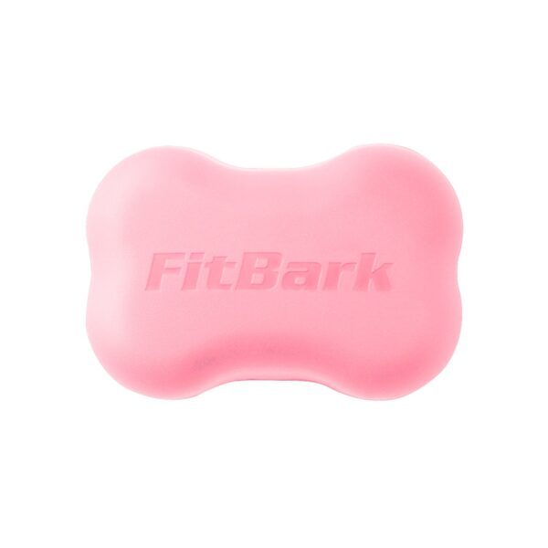 FitBark 2 Pink. Colourful cober for your bright dog care!