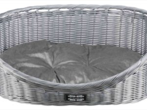Wicker Style Dog Bed