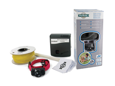 basic in ground electric fence kit